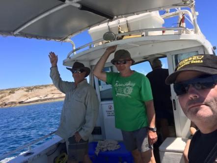 11 Fishing charter