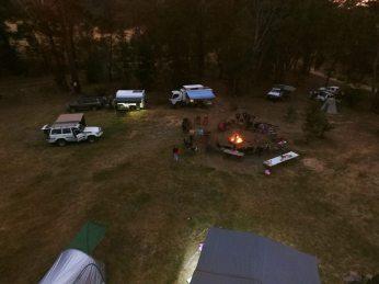 Camp at Glenpatrick 2