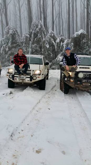 Hilux brothers