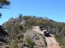 02-jeremy-climbing-billy-goat-bluff-track