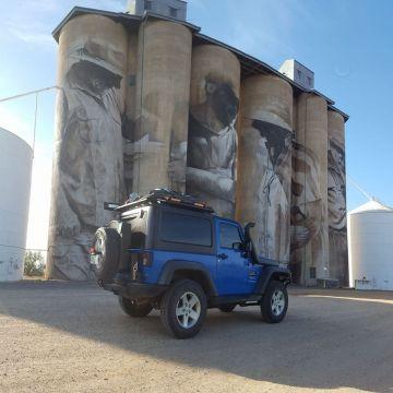 Brim silos