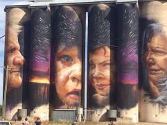 Sheep Hill silos