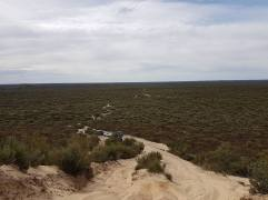 View from a dune