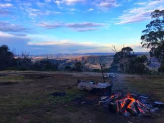 web camp fire 1